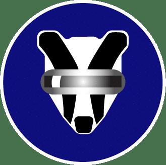 CyberBadger Badge